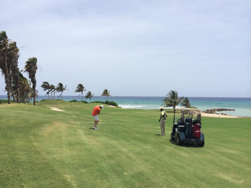Jamaika Golf